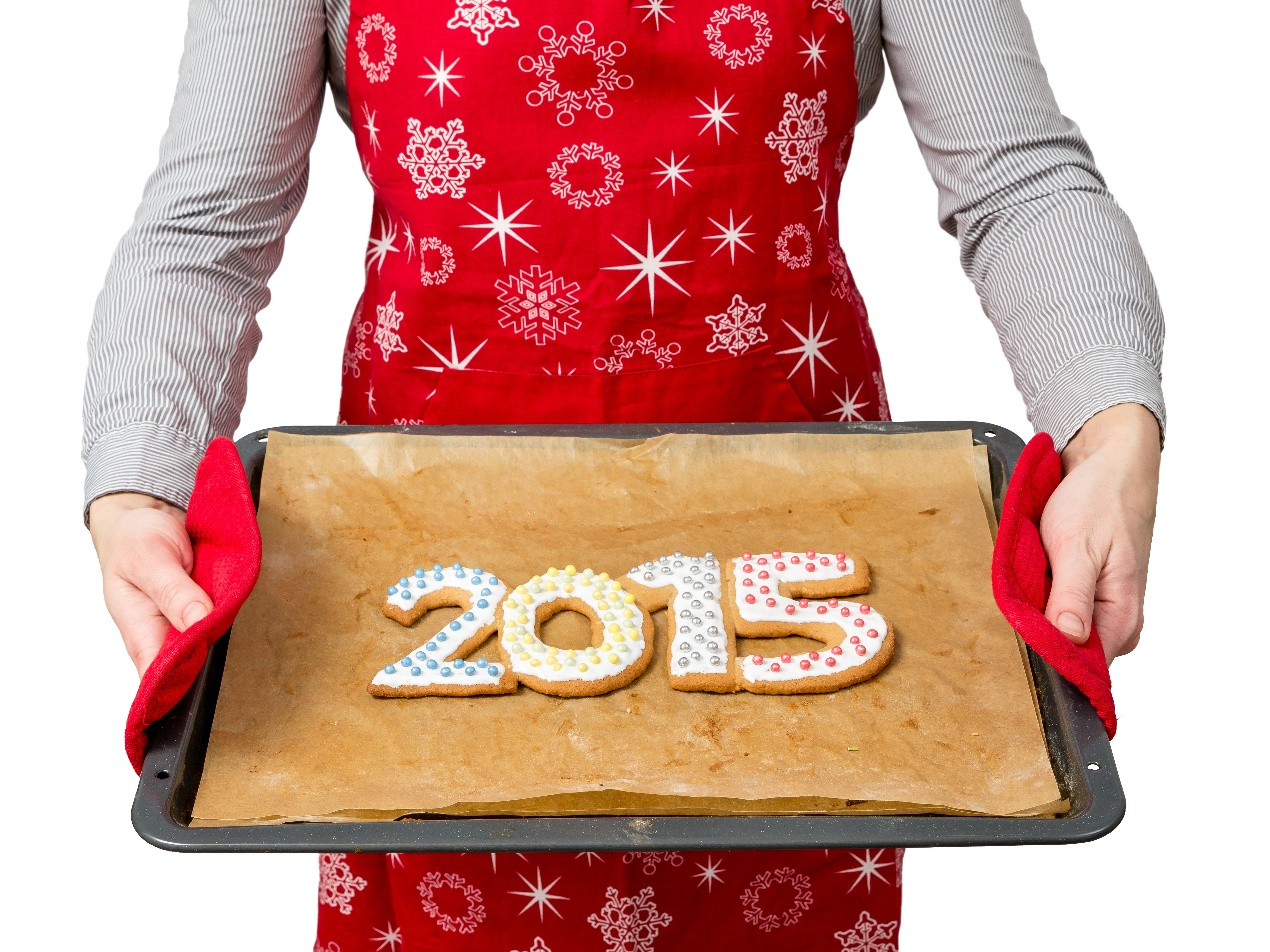 Welcome the new year with healthy eating!